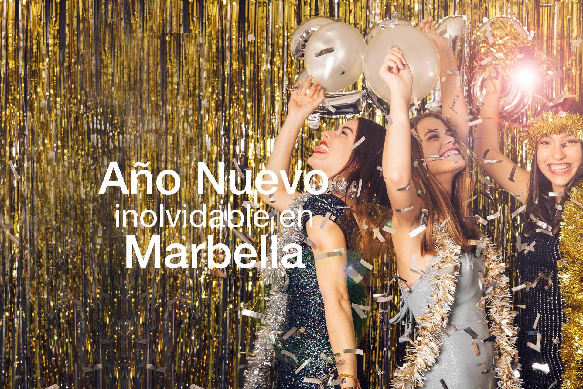 Disfruta Año Nuevo en Hotel Marbella