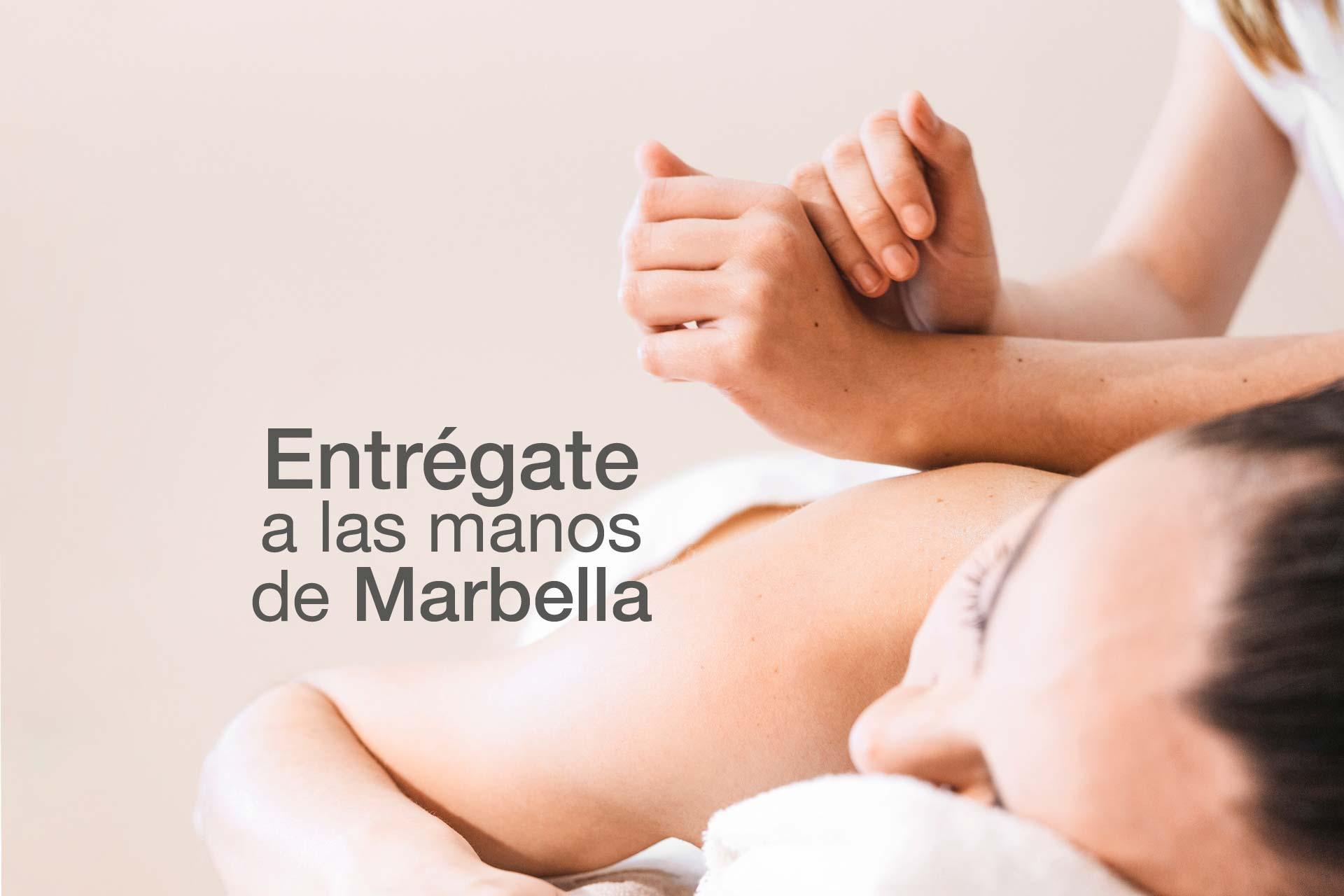 Entrégate a las manos de Marbella